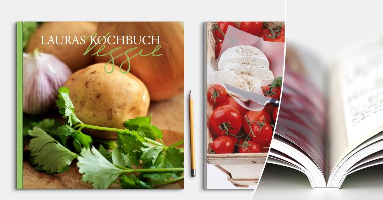 Fotobuch erstellen mit Softcover 21x21 cm