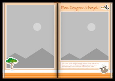 Fotobuch erstellen mit Vorlagen
