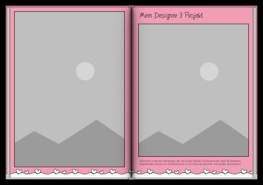 Designer 3 - Vorlagen