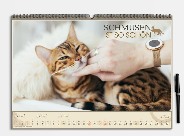 Kostenlose Kalender Vorlage Vintage