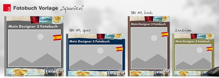 Fotobuch erstellen mit Designer 3