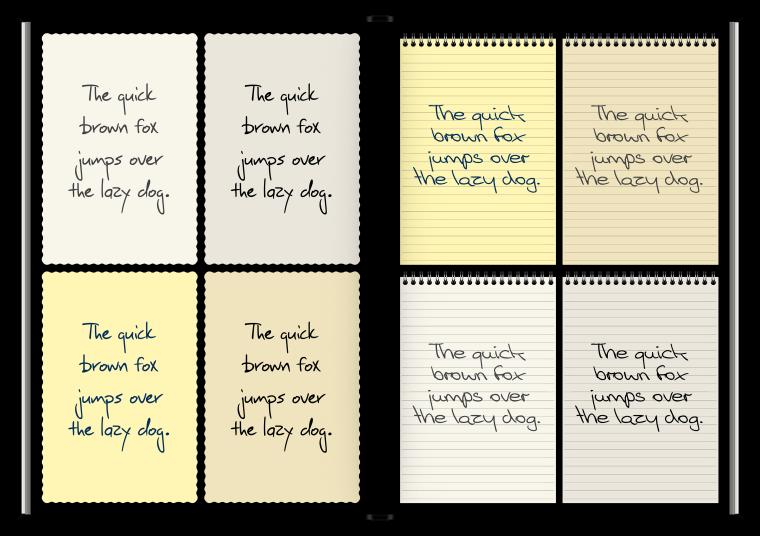 Textbox Stile für Ihr Fotobuch