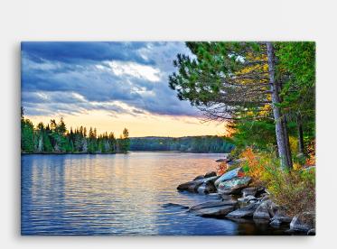 Foto auf Leinwand im Format 40x60 cm selbst gestalten.