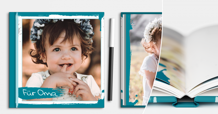 Fotobuch erstellen 15x15 cm
