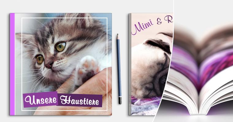 Fotobuch erstellen mit Softcover 15x15 cm