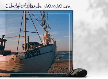 Echtfotobuch erstellen 30x30 cm quadratisch