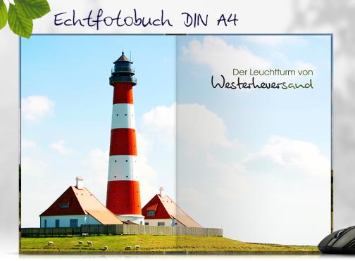 Echtfotobuch erstellen mit Hardcover Einband