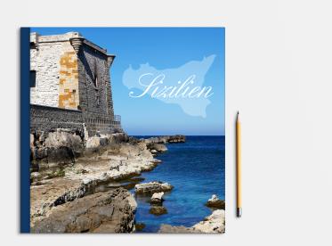 LayFlat Fotobuch erstellen mit Hardcover 21x21 cm